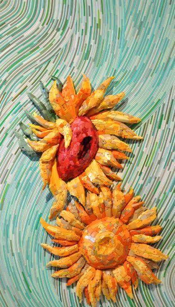 林俊彬-梵谷的向日葵