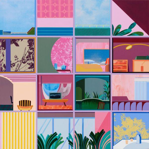 溫孟瑜-窗 Windows