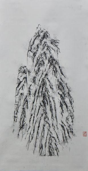 謝衡-仙-拓印作品