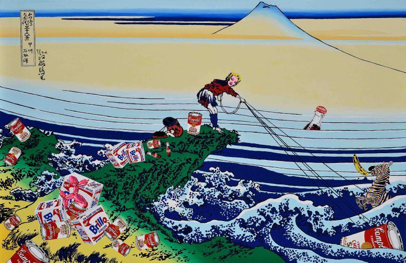 黃麟詠-海女的藝術史拾荒記 The Sea Woman's Travels--Scavenging Masterpieces in Art History