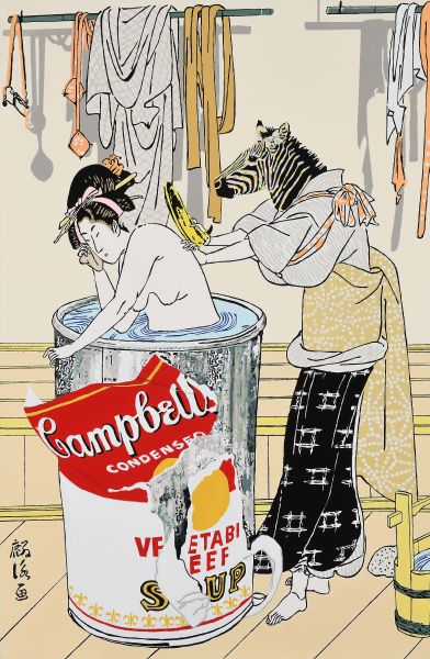 黃麟詠-洗不完的藝術澡