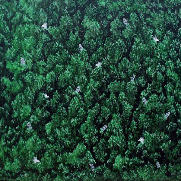 邊世喜-Forest #3