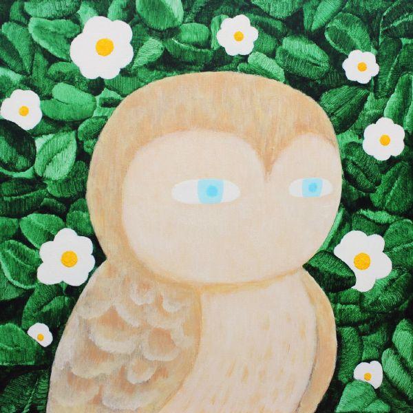 邊世喜-Owl #1