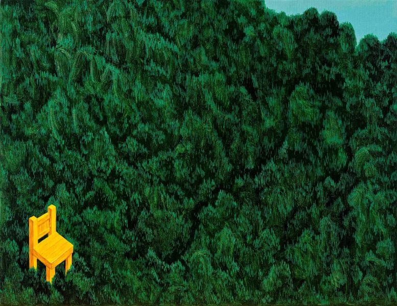 邊世喜-Forest #2