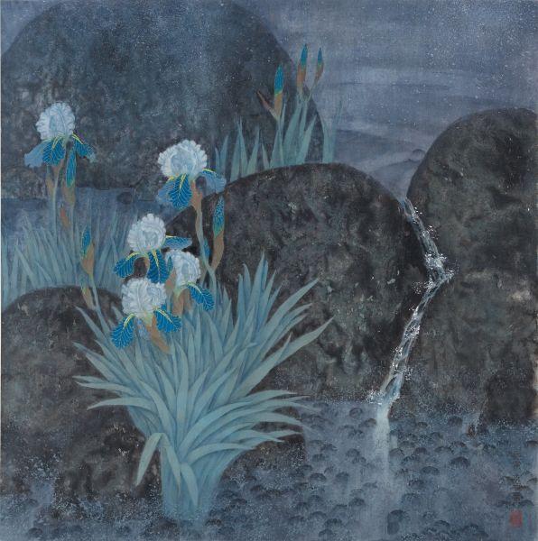 趙秀煥-藍蝴蝶