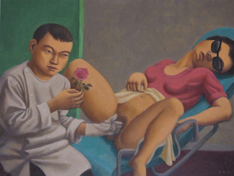 林麗玲-我的婦產科醫生
