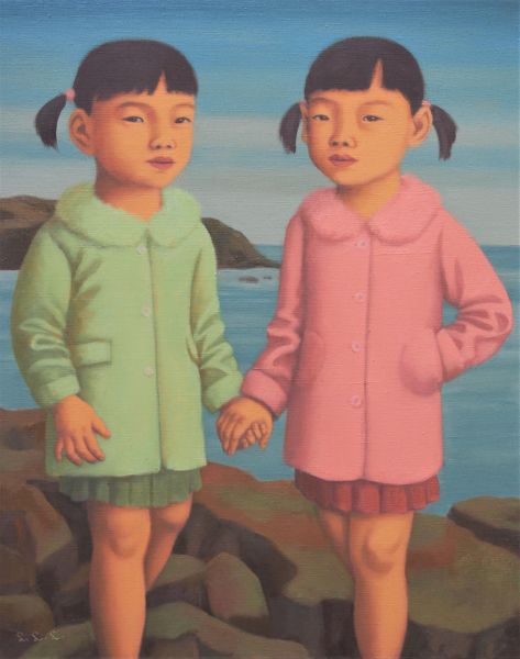 林麗玲-雙胞胎姊妹