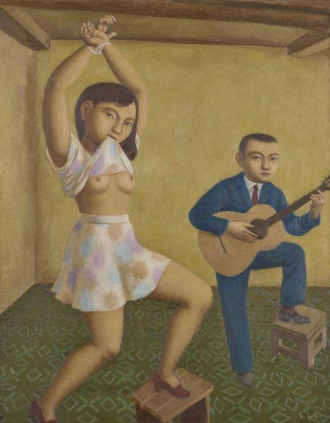 林麗玲-吉他手
