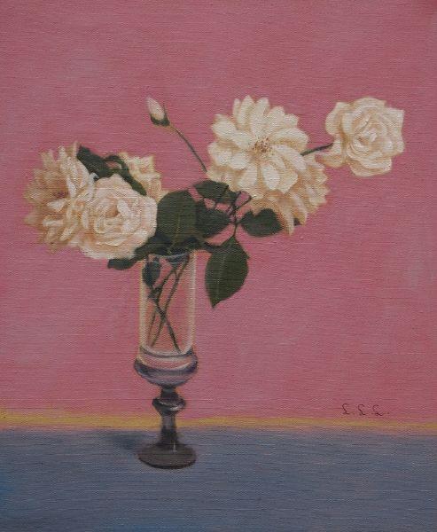 林麗玲-白薔薇