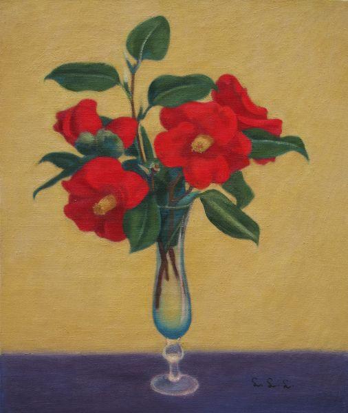 林麗玲-紅山茶