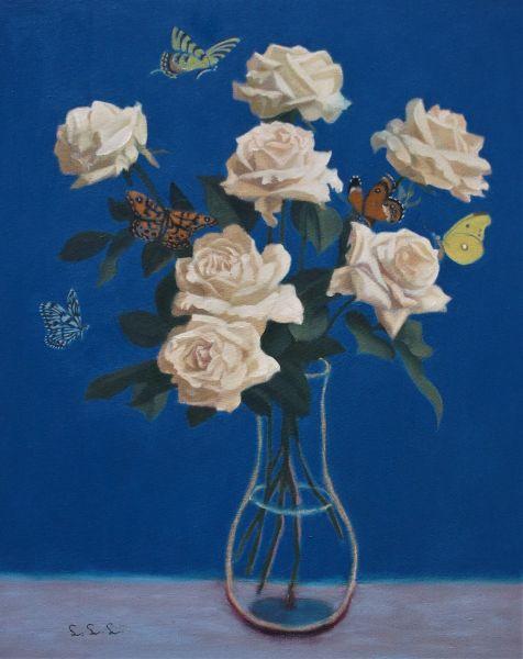 林麗玲-白玫瑰