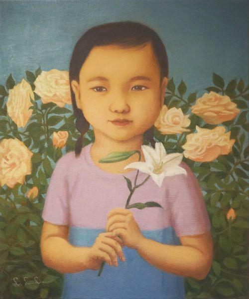 林麗玲-百合女孩