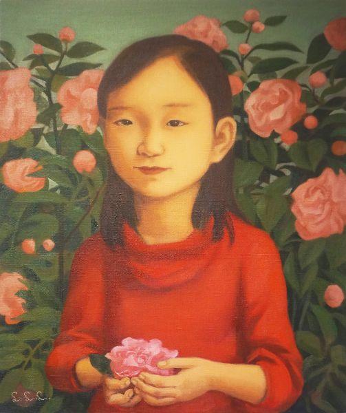 林麗玲-茶花女孩
