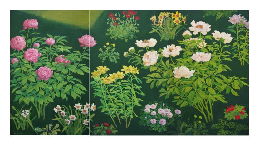 林麗玲-麗春花 Splendid Spring Blossoms