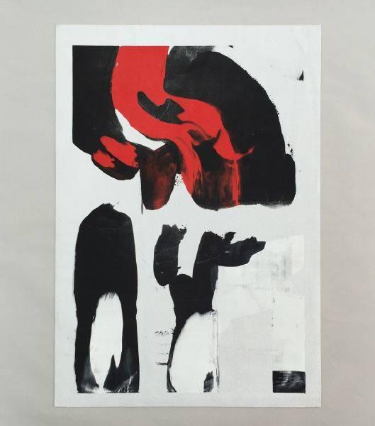 Amir Guberstein- Corridor Study#15˙走廊研究