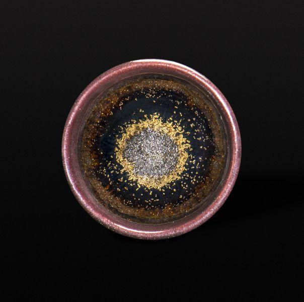 陳明坤-茶沫金沙茶杯