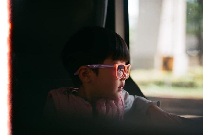 楊孟倫-好奇,眼神