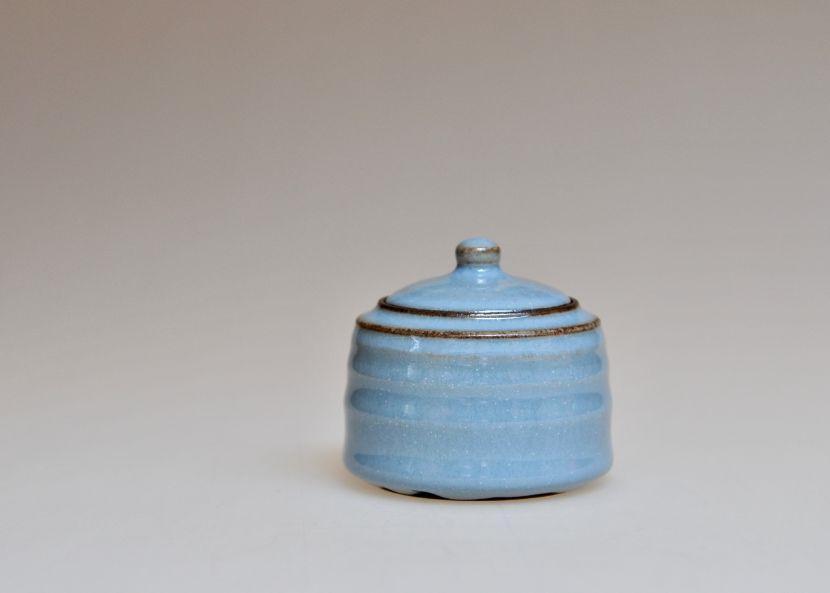孫福昇-弦紋茶倉