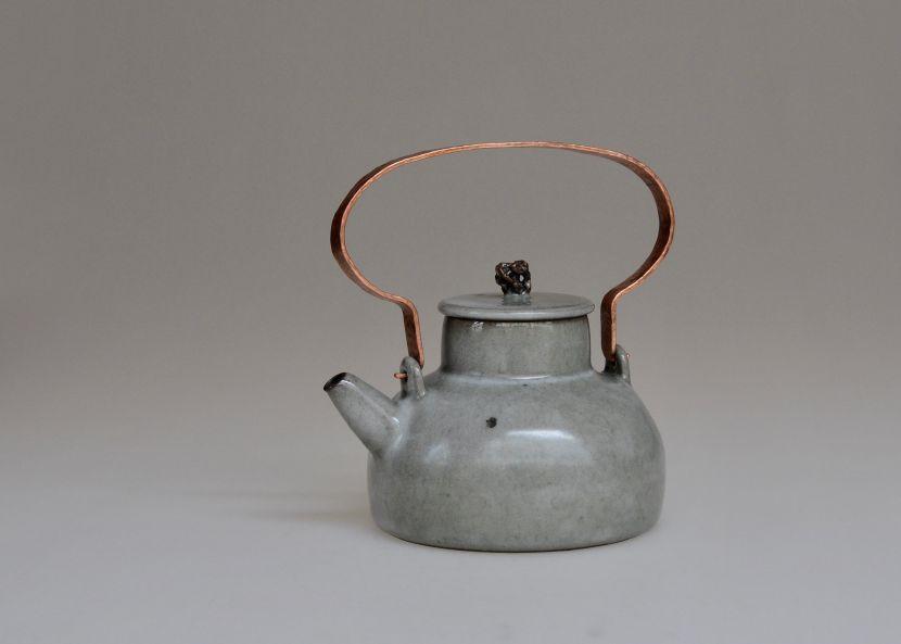 孫福昇-提梁茶壺