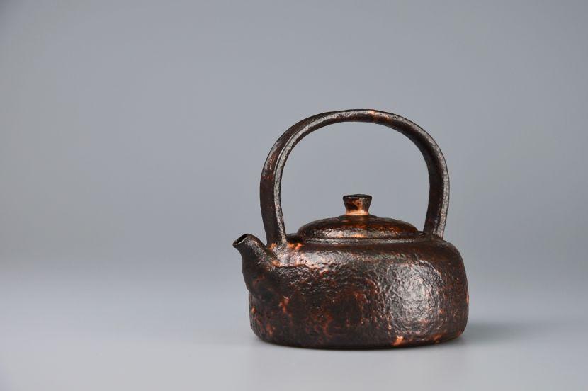 孫福昇-86提樑茶壺