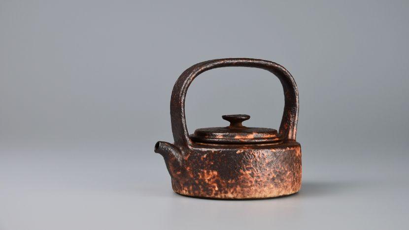 孫福昇-87提樑茶壺