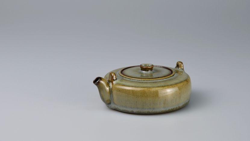 孫福昇-90提樑茶壺