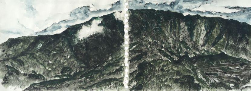 林銓居-海岸山脈