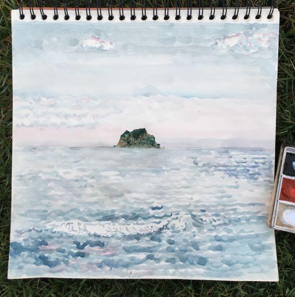 林銓居-基隆嶼