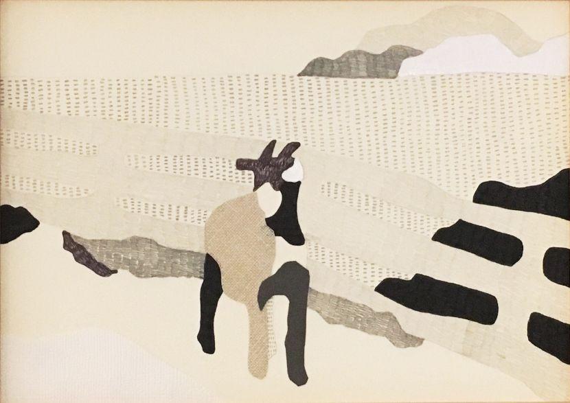 黃琳穎-動物的生存姿態-蘭嶼的羊