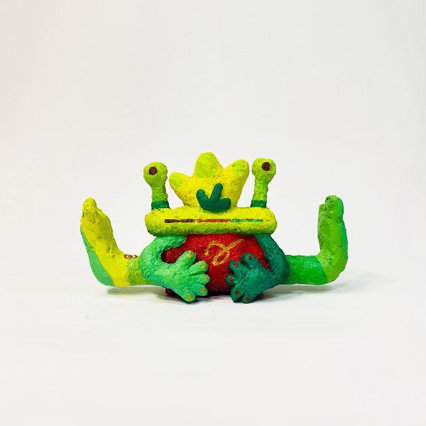 浪漫人-暖身青蛙