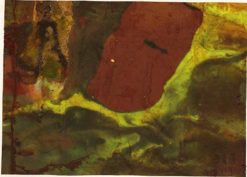 李青萍-抽象