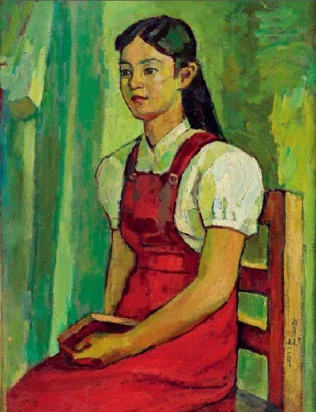 閔希文-肖像