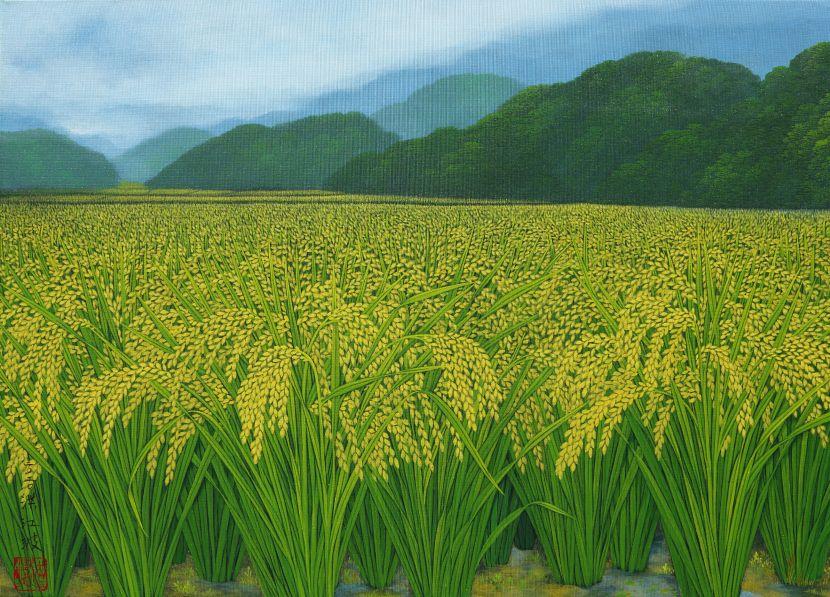 洪江波-金秋山谷 Golden Valley