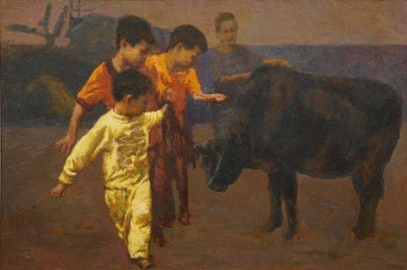 陳鏗-小牛