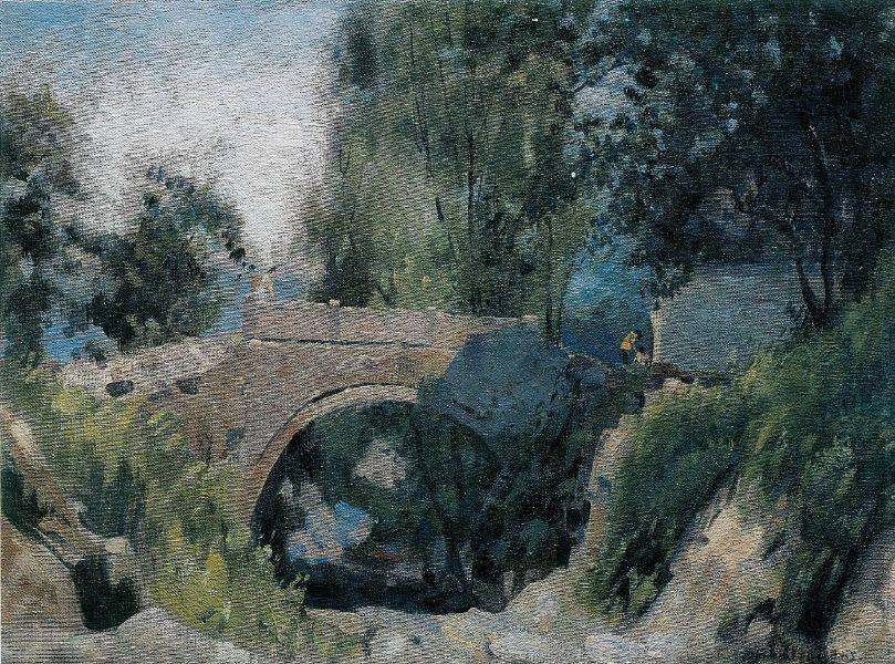 馮中衡-石橋