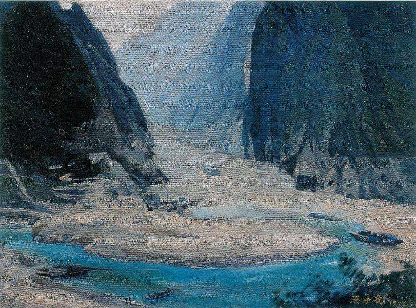 馮中衡-香河口