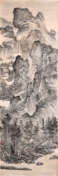 洪平濤-山水