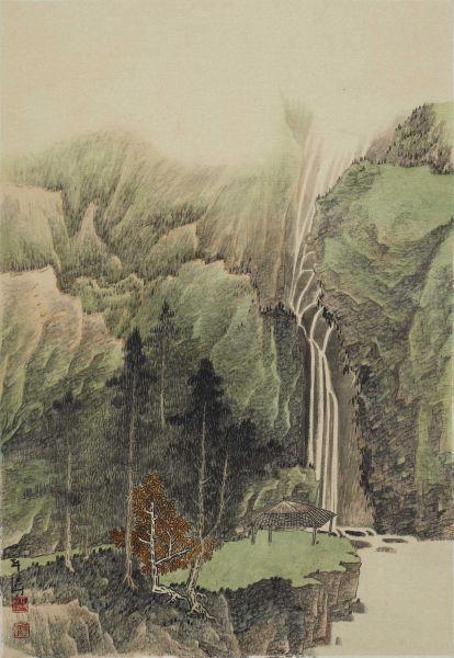洪平濤-山水20-5