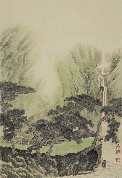 洪平濤-山水20-4