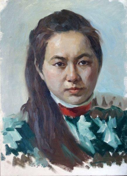 畢頤生-肖像