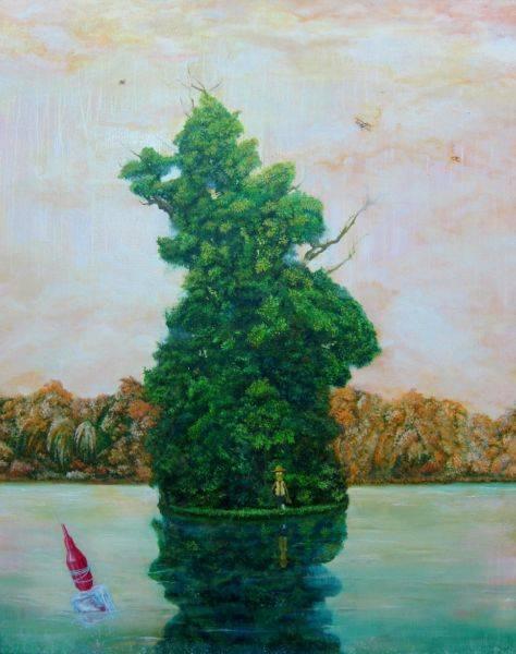 蔡名捷-小時候,我們一起種的那棵聖誕樹