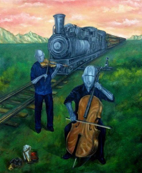 蔡名捷-黑色提琴手的預言
