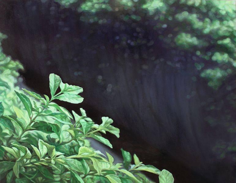 劉育仁-風景裡的靈光2-微型山谷