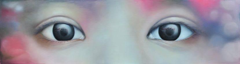 蔡馥榕-花與眼-朦朧