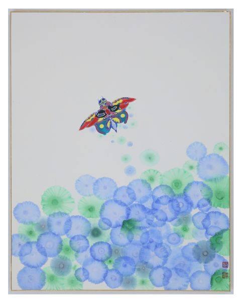 蔡漢榮-萬花叢裡過