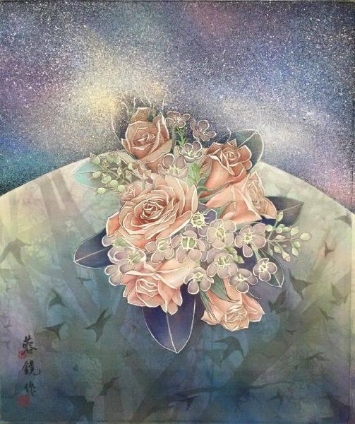 張蓉鏡-曙光