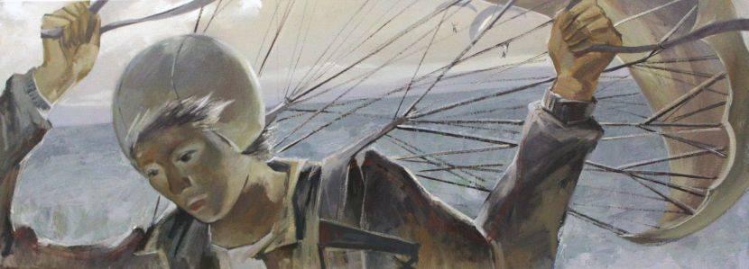 洪乙丹-又一次的降落