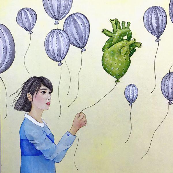 蔡芮郁-練習放手的勇氣