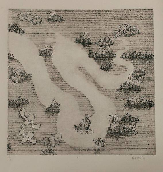 林思彣 -川、孕育生命