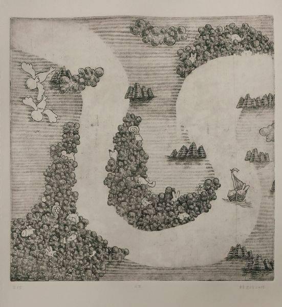 林思彣 -川、和平相處